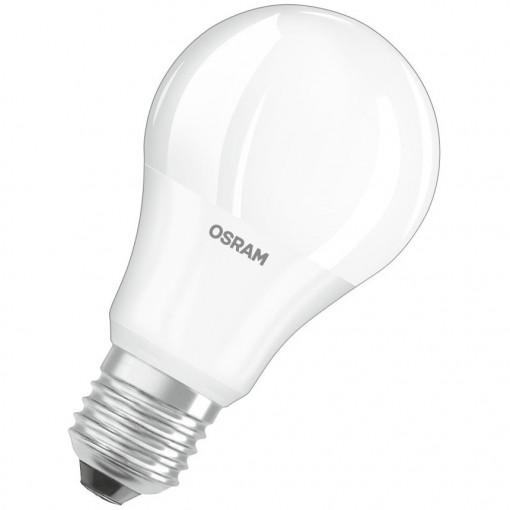 Bec LED Osram, E27, 10W (75W), 1055 lm, A+, lumina neutra (4000K)