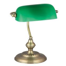 Lampa de birou Bank verde, 4038, Rabalux