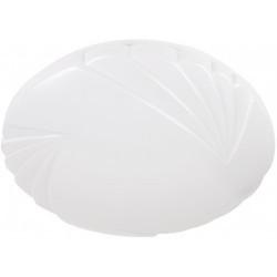Plafoniera led 22W, rotunda, lumina rece, model evantai