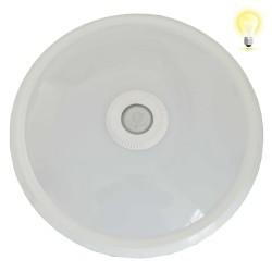 Aplica LED cu senzor de miscare, 12W, Braytron, lumina calda