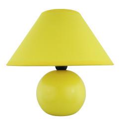 Lampa de birou Ariel galbena, 4905, Rabalux