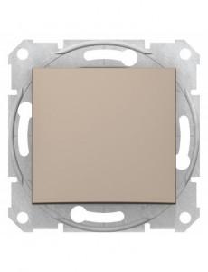 Intrerupator cruce 10A, IP20, Titan, Schneider Sedna