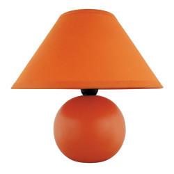 Lampa de birou Ariel portocalie, 4904, Rabalux