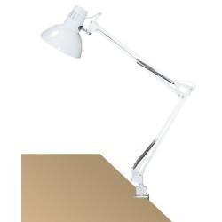Lampa de birou cu clama Arno alba, 4214, Rabalux