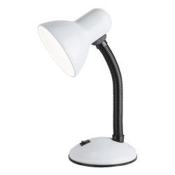 Lampa de birou Dylan alba, 4168, Rabalux