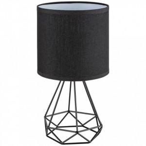 Lampa de birou Kinga, dulie E14(max 40W), negru, Rabalux