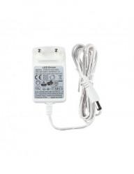 Lampa de birou led 7W, 400 lm, inaltime ajustabila, posibilitate prindere cu clema, alba, V-TAC