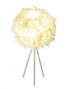 Lampadar alb, dulie E27, Globo 15057T