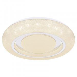 Plafoniera LED 24W, culoare ajustabila prin intrupator, flux luminos 1310 lm, 483111-24 Globo
