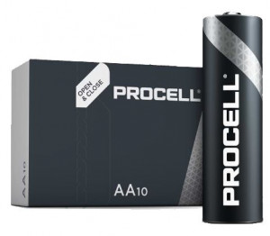 Set 10 baterii R6 AA Alkaline, Duracell Procell