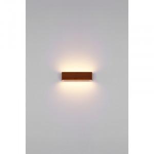 Aplica LED Siefried, putere 12W, lumina calda(3000 K), imitatie lemn, 41751W-12 Globo