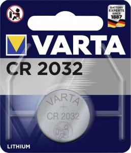 Baterie CR2032, Varta