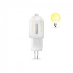 Bec led 1.5W G4 360grade 12V, Braytron, lumina calda