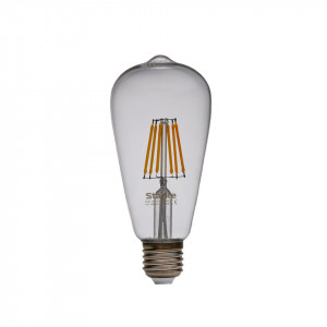 Bec Vintage led 10W(90W), 1000 lm, lumina calda(2700 K), A+, Starke