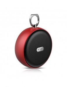 Boxa Bluetooth portabila, slot microSD, jack 3.5mm, 4 ore, rosie, V-TAC