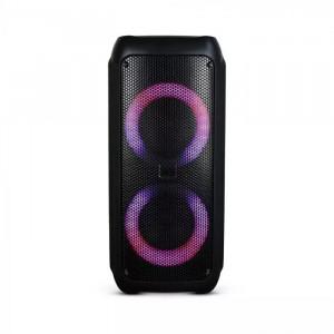 Boxa portabila V-TAC, reincarcabila, 35W, 2x 6.5 inch, True Wireless Stereo, microfon inclus