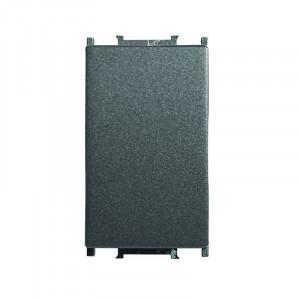 Intrerupator simplu 1 modul Thea Modular Panasonic, Negru