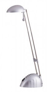 Lampa de birou Donald LED silver, 4335, Rabalux