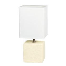 Lampa de birou Orlando cream/natural, 4929, Rabalux