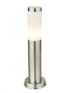 Lampa de exterior otel inoxidabil opal, 1 bec, dulie E27, Globo 3158LED