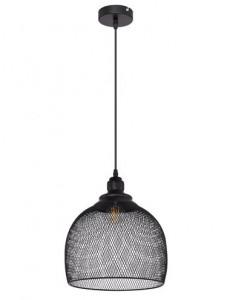 Pendul negru mat, dulie E27, Globo 15047H6