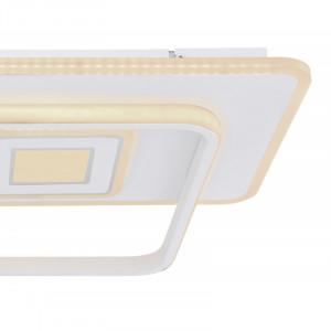 Plafoniera LED cu telecomanda Roderick, putere 55W, dimabila, 48443-55 Globo
