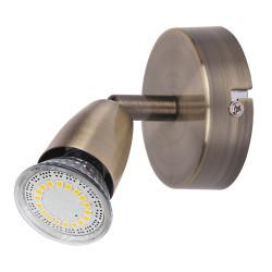 Spot Norman LED bronze, 6625, Rabalux