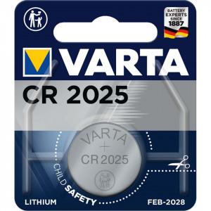Baterie CR2025, Varta