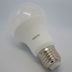 Bec led 11W A60 E27, Philips, lumina calda