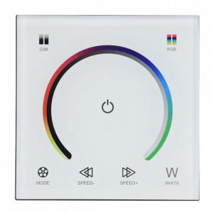 Controller banda led RGB, montaj in doza, 12A, 12-24V