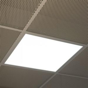 Panou led 25W Evolution, 4000 lm, montaj aplicat/incastrat, 595x595 mm, lumina naturala, V-TAC