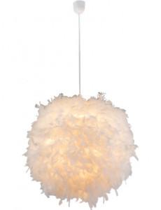 Pendul alb, dulie E27, Globo 15058