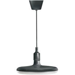 Pendul LED 24W 3000K Negru, Braytron