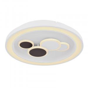 Plafoniera LED Smart 50W, dimabila, compatibila Alexa si Google Home, telecomanda, 48405-50H Globo