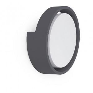 Aplica de exterior led 12W rotunda Ori, diametru 17 cm, lumina naturala(4000 K), protectie IP65 Vito