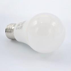 Bec led 5W A60 E27, Braytron, lumina rece