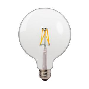 Bec Vintage led 6.5W(60W), G125, A+, dulie E27, lumina naturala, Optonica