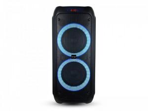 Boxa portabila V-TAC, reincarcabila, 40W, 2x 8 inch, True Wireless Stereo, microfon inclus
