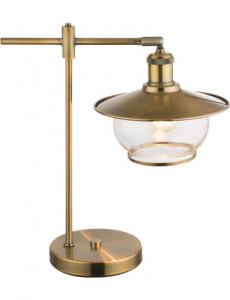 Lampa de birou bronz, 1 bec, dulie E27, Globo 69030T