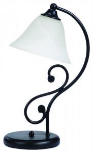 Lampa de birou Dorothea neagra mata, 7772, Rabalux