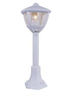 Lampa de exterior mat alb, 1 bec, dulie E27, Globo 31992