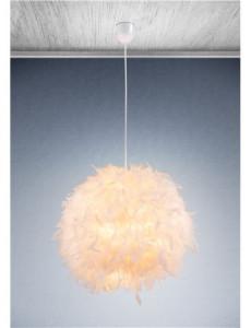 Pendul alb, dulie E27, Globo 15057