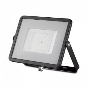 Proiector LED V-TAC, corp negru, 50W, chipuri Samsung