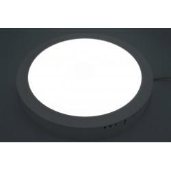 Spot led 24W Rotund 3000K, Aplicat, Panasonic