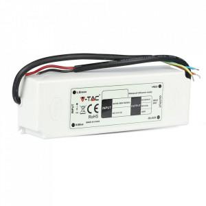 Sursa alimentare banda led protectie la umiditate IP67 12V 5A 60W