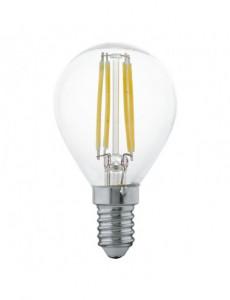 Bec led Vintage V-TAC, E14, 4W(40W), 400 lm, A+, lumina alba rece