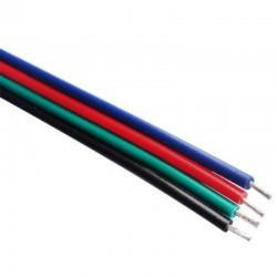 Cablu 4 fire Alimentare Banda led RGB