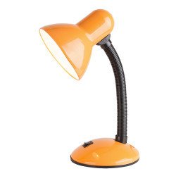 Lampa de birou Dylan portocalie, 4171, Rabalux