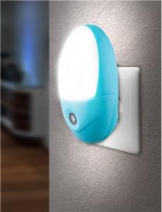 Lampa de veghe albastra, Globo 31934B