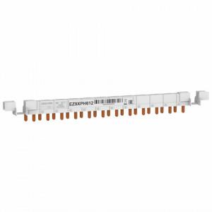 Pieptene 1P+N 12 module Easy9 Scheider